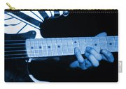 Vh #20 In Blue Carry-all Pouch