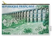 Viaduct Chaumont Haute-marne Carry-all Pouch