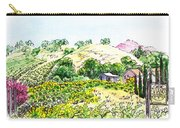 Viano Winery Martinez California Carry-all Pouch