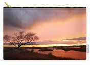 Storm At Dusk 2am-108350 Carry-all Pouch