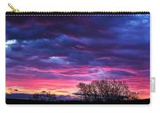 Vibrant Sunrise Carry-all Pouch