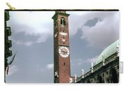Vicenza Clock Tower Carry-all Pouch