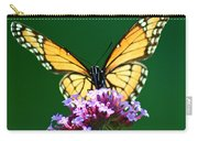 Viceroy Butterfly Square Carry-all Pouch