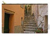 Vicolo Della Valle Riomaggiore Italy Dsc02537  Carry-all Pouch