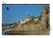 Victoria Beach Tower Hdr Carry-all Pouch