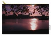 Victoria British Columbia Sunset Carry-all Pouch