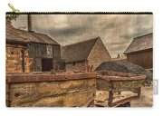 Victorian Colliery Carry-all Pouch by Adrian Evans