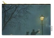 Victorian Couple At Night Carry-all Pouch