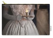 Victorian Couple By Candlelight Carry-all Pouch