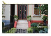 Victorian House Lafayette Sq St Louis Carry-all Pouch