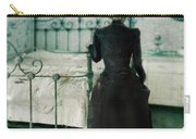 Victorian Lady In A Bedroom Carry-all Pouch