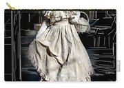 Victorian Lady Carry-all Pouch by John Haldane