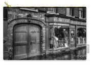 Victorian Menswear Carry-all Pouch by Adrian Evans
