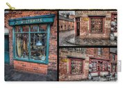 Victorian Shops Carry-all Pouch by Adrian Evans