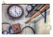 Victorian Train Memorabilia Carry-all Pouch