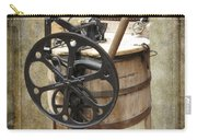 Victorian Wash Machine Carry-all Pouch