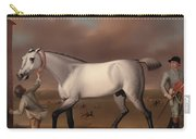 Victorious At Newmarket Carry-all Pouch