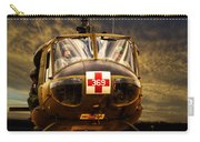 Vietnam Era Medivac 369 Helicopter Carry-all Pouch