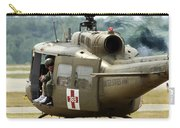 Vietnam Medevac Copter 369 Carry-all Pouch