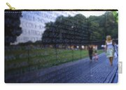 Vietnam War Memorial Carry-all Pouch