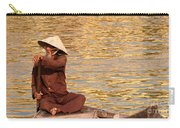 Vietnamese Boatman 01 Carry-all Pouch