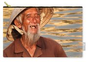 Vietnamese Boatman 02 Carry-all Pouch