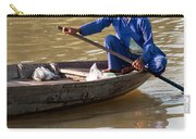 Vietnamese Boatwoman 01 Carry-all Pouch