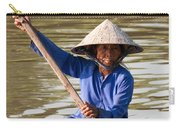 Vietnamese Boatwoman 02 Carry-all Pouch