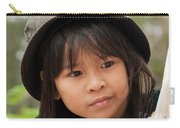 Vietnamese Girl 01 Carry-all Pouch