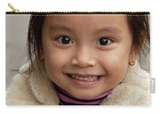 Vietnamese Girl 03 Carry-all Pouch