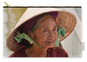 Vietnamese Lady Carry-all Pouch