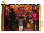 Vietnamese Temple Shrine Prayer Carry-all Pouch