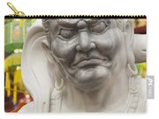 Vietnamese Temple Statue Carry-all Pouch