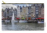 Vieux Bassin Of Honfleur Carry-all Pouch