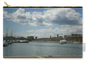 Vieux Port View Marseille Carry-all Pouch