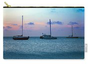 View From A Catamaran3 - Aruba Carry-all Pouch