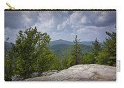 View From A Mountain In A Vermont Carry-all Pouch