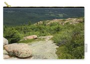 View From Cadillac Mountain - Acadia Park Carry-all Pouch