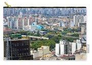 View From Edificio Martinelli 2 - Sao Paulo Carry-all Pouch