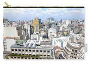 View From Edificio Martinelli - Sao Paulo Carry-all Pouch