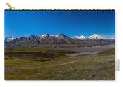 View From Eielson Carry-all Pouch