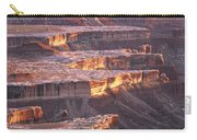 View From Grandview Point Canyonlands Carry-all Pouch