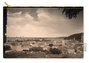 View From Hradcany Of Mala Strana Carry-all Pouch