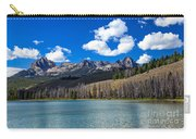 View From Little Redfish Lake Carry-all Pouch