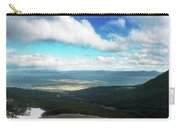 View From Martial Glacier, Ushuaia Carry-all Pouch