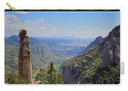 View From Montserrat Mountain Carry-all Pouch