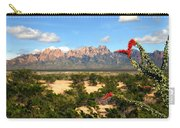 View From Roadrunner Carry-all Pouch