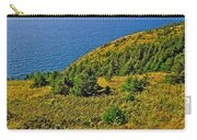 View From Skyline Trail In Cape Breton Highlands Np-ns Carry-all Pouch