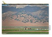View From The Crops Carry-all Pouch