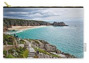 View From The Minack Theatre Carry-all Pouch